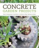 Product Concrete Garden Projects
