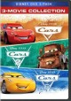 CARS   CARS 2   CARS 3 3-MOVIE COLLECTION