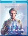 DOCTOR WHO PETER DAVISON : SEASON 1