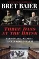 THREE DAYS AT THE BRINK : FDR