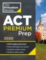 PRINCETON REVIEW ACT PREMIUM PREP 2020