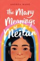 THE MANY MEANINGS OF MEILAN