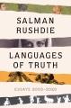 LANGUAGES OF TRUTH : ESSAYS 2003-2020