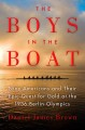 The Boys in the Boat by Sue Monk Kidd