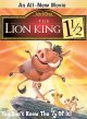 THE LION KING 1 1 2