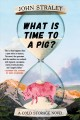 WHAT IS TIME TO A PIG?