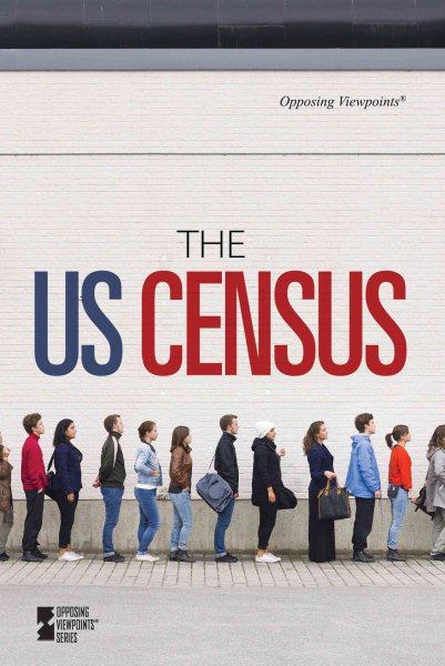 El censo de los Estados Unidos, portada del libro