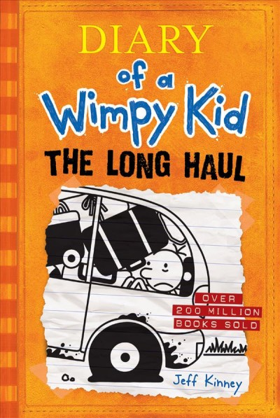 Diary Of A Wimpy Kid The Long Haul Williamsburg Regional Library