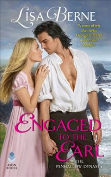 Engaged to the Earl - Lisa Berne