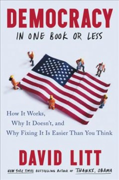 Democracy in One Book or Less - David Litt