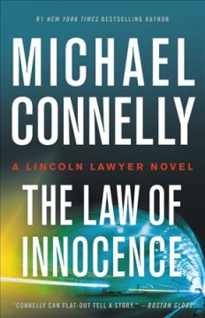 The Law of Innocence - Michael Connelly