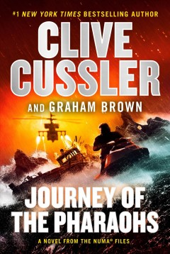 Journey of the Pharaohs - Clive Cussler