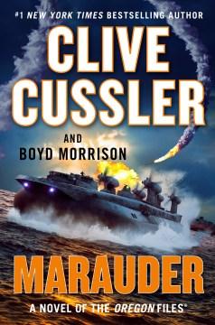 Marauder - Clive Cussler