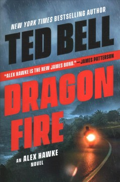 Dragonfire - Ted Bell