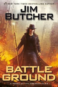 Battle Ground - Jim Butcher