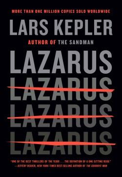 Lazarus - Lars Kepler