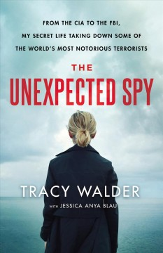 The Unexpected Spy - Tracy Walder