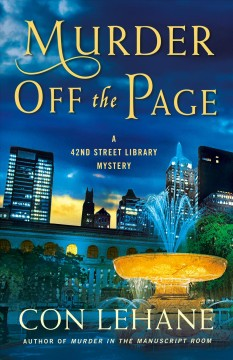 Murder off the Page - Con Lehane