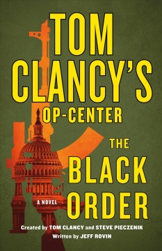 The Black Order - Jeff Rovin