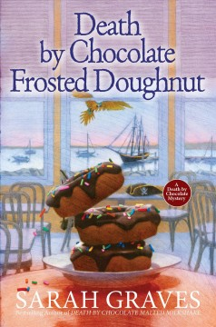 Death by Chocolate Frosted Doughnut - Sarah Graves