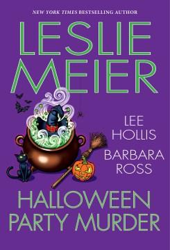 Halloween Party Murder - Leslie Meier
