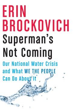 Superman's Not Coming - Erin Brockovich