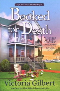 Booked for Death - Victoria Gilbert