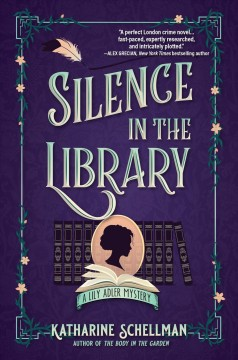 Silence in the Library - Schellman, Katharine