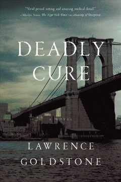 Deadly Cure - Lawrence Goldstone