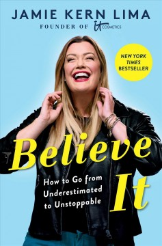 Believe It - Jamie Kern Lima