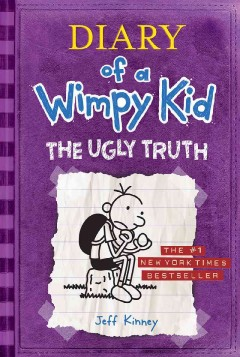 Diary of A Wimpy Kid : the ugly truth- opens new tab/window
