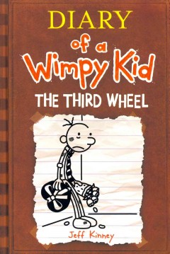 Diary of A Wimpy Kid : the third wheel- opens new tab/window