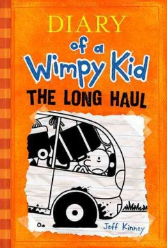 Diary of A Wimpy Kid : the long haul- opens new tab/window