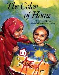 Bookjacket for The Color of Home