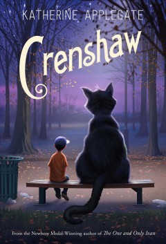Bookjacket for  Crenshaw