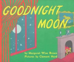Bookjacket for  Goodnight Moon