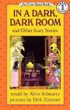 Bookjacket for  In a dark, dark room