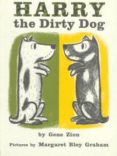 Bookjacket for  Harry, the Dirty Dog