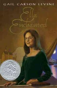 Bookjacket for  Ella Enchanted