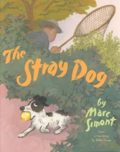 Bookjacket for The Stray Dog