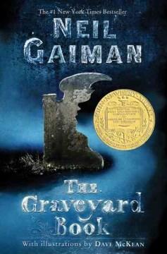Bookjacket for  Graveyard Book