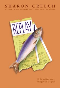 Bookjacket for  Replay