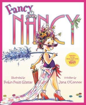 Bookjacket for  Fancy Nancy