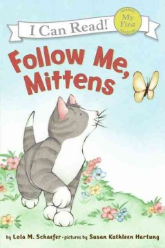 Bookjacket for  Follow me, Mittens