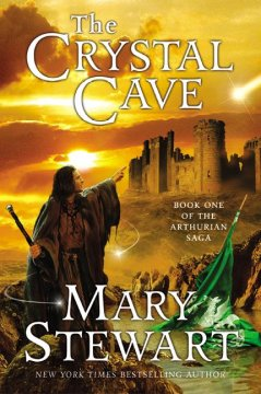 Bookjacket for The crystal cave