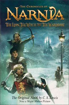 Bookjacket for The Lion, the witch and the wardrobe