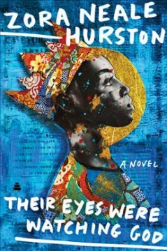 Bookjacket for  Their eyes were watching God