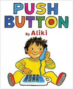 Bookjacket for  Push Button