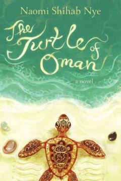 Bookjacket for The Turtle of Oman
