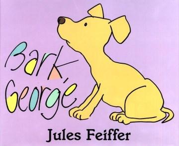 Bookjacket for  Bark, George